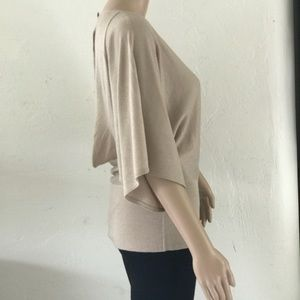Sexy Cowl Back Sweater